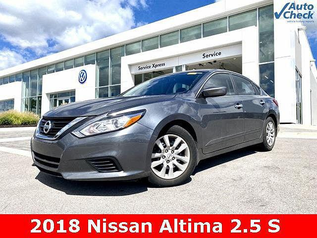 2018 Nissan Altima 2.5 S for sale in Huntsville, AL