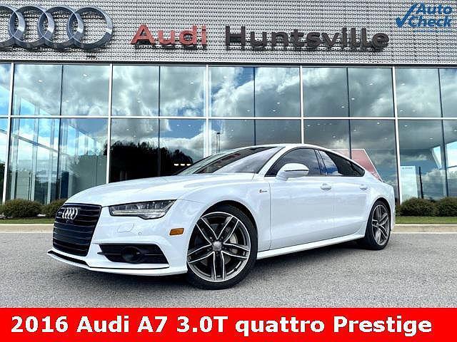 2016 Audi A7 3.0 Prestige for sale in Huntsville, AL