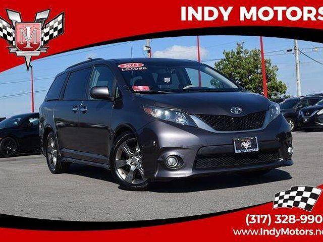 2013 Toyota Sienna SE for sale in Indianapolis, IN