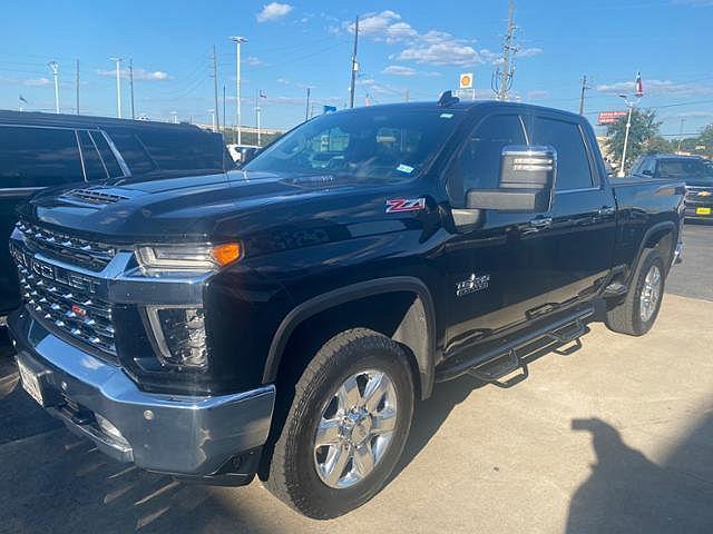 2020 Chevrolet Silverado 2500HD LTZ for sale in Houston, TX