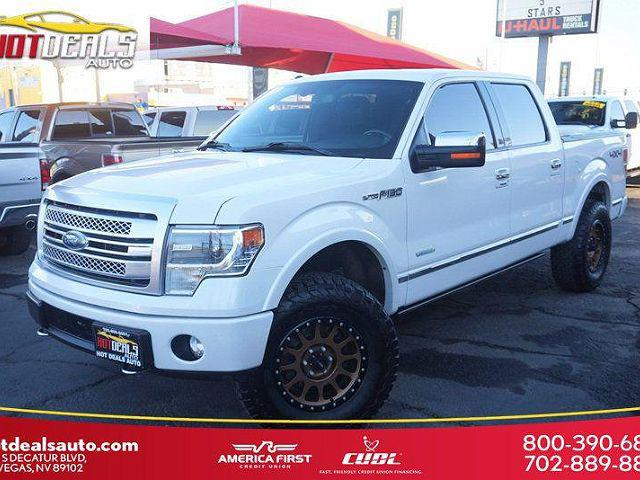 2014 Ford F-150 Platinum for sale in Las Vegas, NV