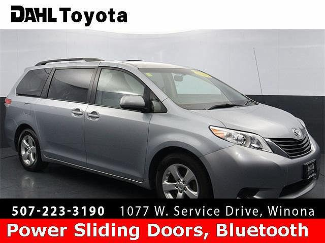 2014 Toyota Sienna LE for sale in Winona, MN