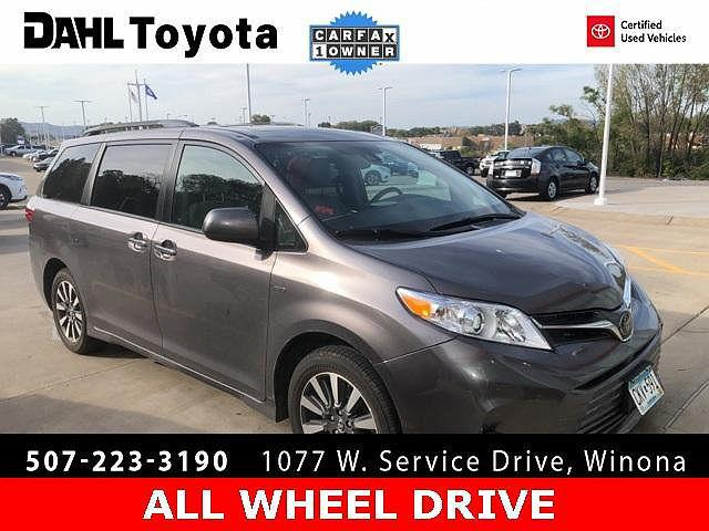 2019 Toyota Sienna XLE for sale in Winona, MN