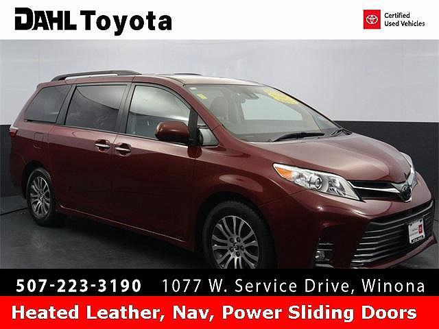 2018 Toyota Sienna XLE for sale in Winona, MN