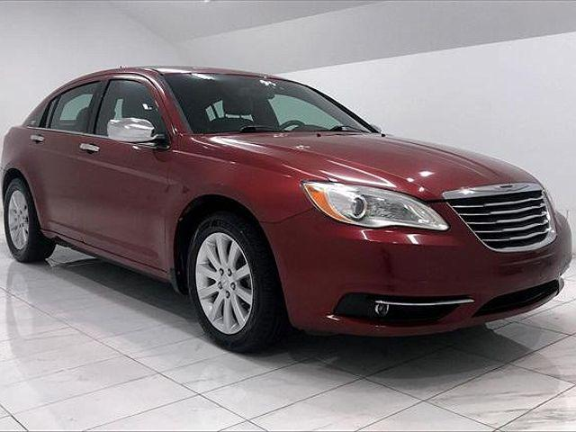 2013 Chrysler 200 Limited for sale in Stafford, VA