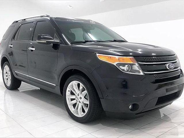 2012 Ford Explorer Limited for sale in Stafford, VA