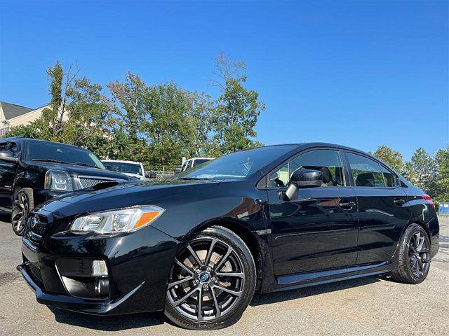 2015 Subaru WRX Premium for sale in Sterling, VA