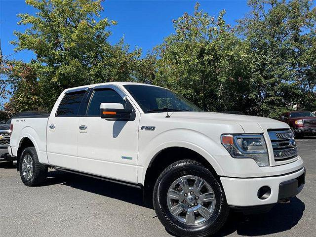 2013 Ford F-150 Limited for sale in Sterling, VA