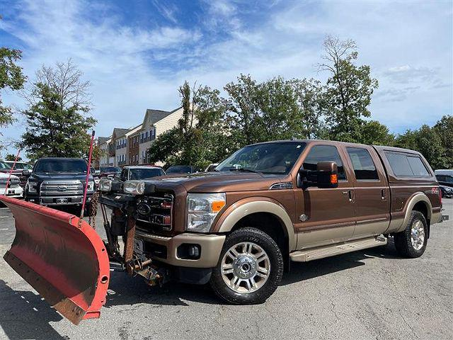 2012 Ford F-250 King Ranch for sale in Sterling, VA