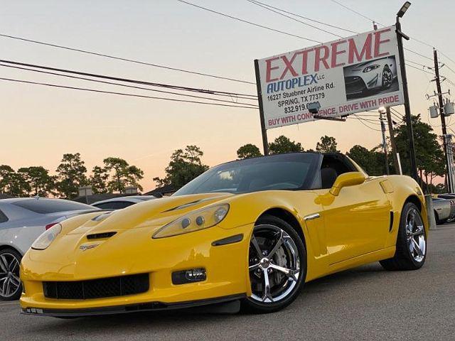 2012 Chevrolet Corvette Z16 Grand Sport w/3LT for sale in Spring, TX