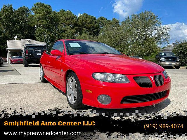 2004 Pontiac GTO 2dr Cpe for sale in Smithfield, NC