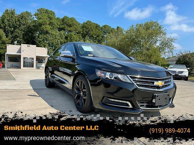 2017 Chevrolet Impala Premier for sale in Smithfield, NC