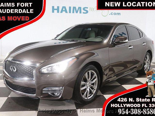 2019 INFINITI Q70 3.7 LUXE for sale in Hollywood, FL
