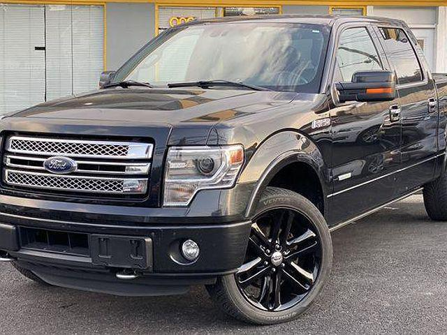2014 Ford F-150 Limited for sale in Elkridge, MD
