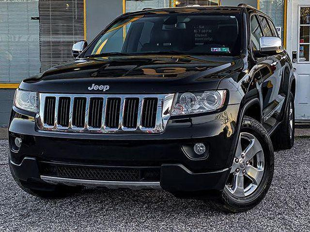 2013 Jeep Grand Cherokee Limited for sale in Elkridge, MD