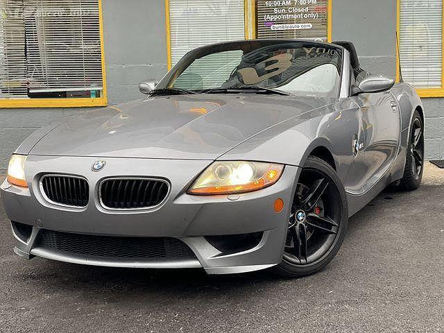 2006 BMW Z4 M for sale in Elkridge, MD