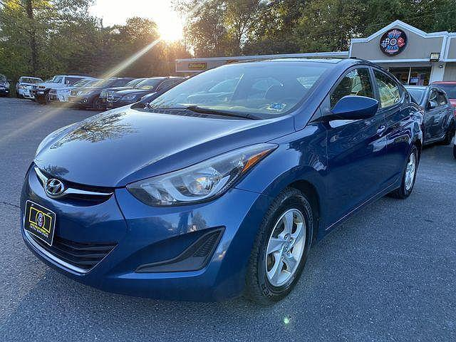 2014 Hyundai Elantra SE for sale in East Stroudsburg, PA