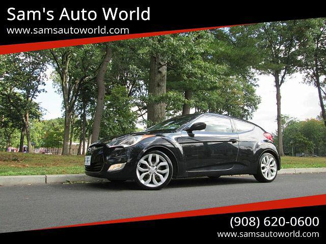 2013 Hyundai Veloster w/Gray Int for sale in Roselle, NJ