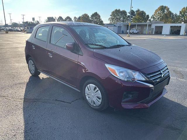 2021 Mitsubishi Mirage ES for sale in Groveport, OH