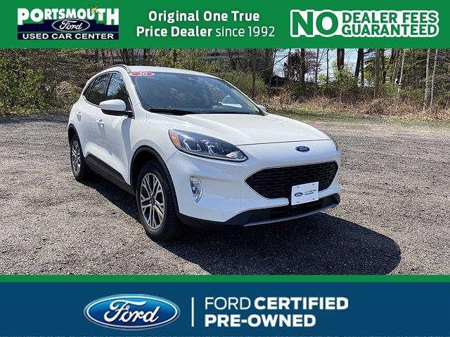 2020 Ford Escape SEL for sale in Portsmouth, NH