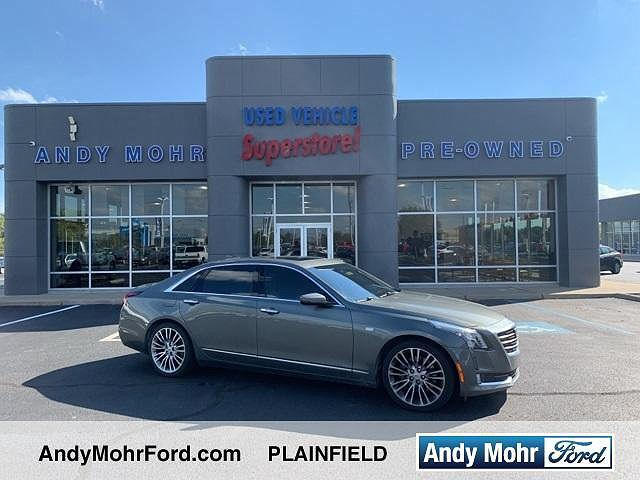 2017 Cadillac CT6 Premium Luxury AWD for sale in Plainfield, IN