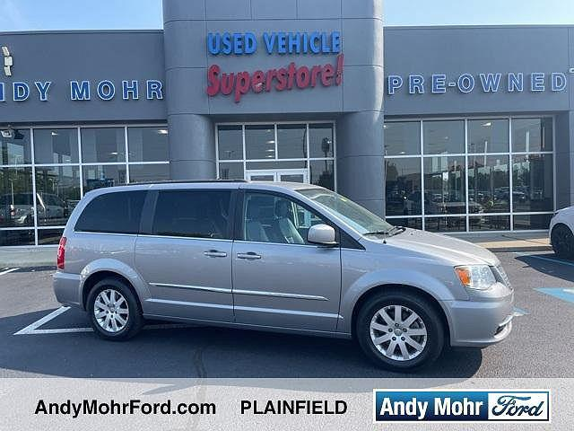 2016 Chrysler Town & Country Touring for sale in Plainfield, IN