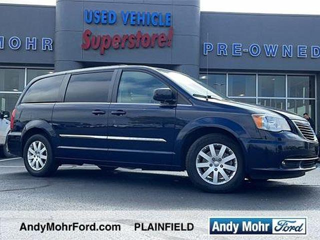 2015 Chrysler Town & Country Touring for sale in Plainfield, IN