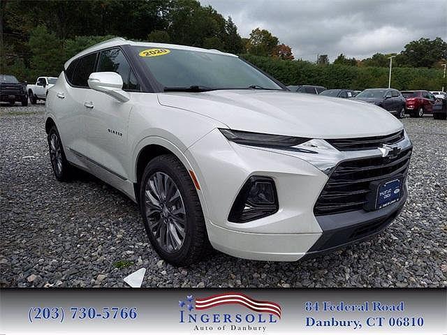 2020 Chevrolet Blazer Premier for sale in Danbury, CT