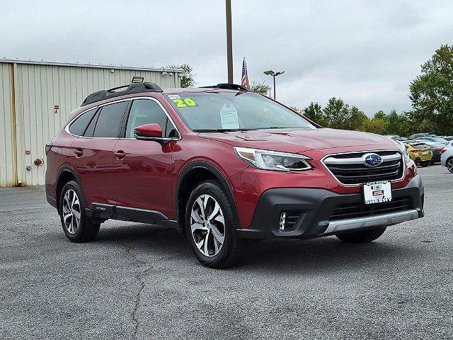 2020 Subaru Outback Limited for sale in Hagerstown, MD