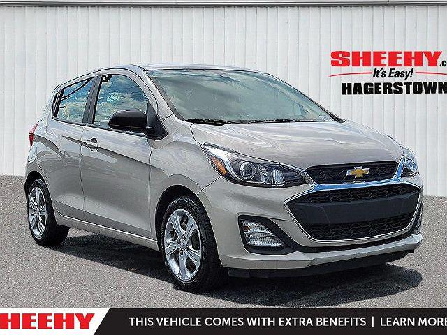 2019 Chevrolet Spark LS for sale in Hagerstown, MD