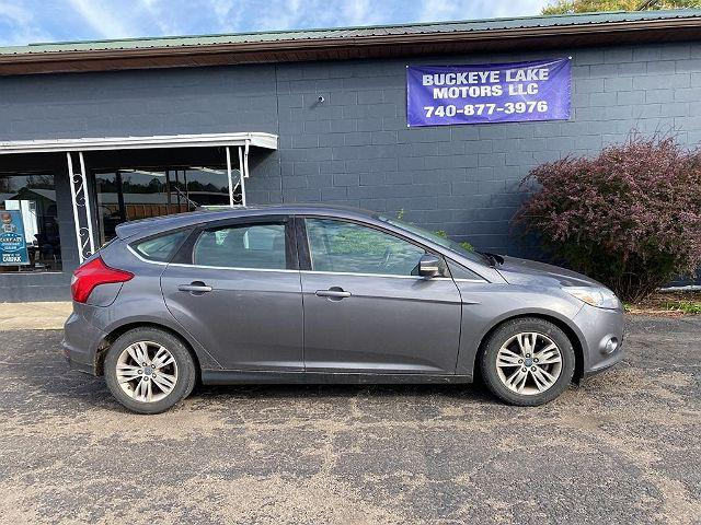 2012 Ford Focus SEL for sale in Mount Vernon, OH