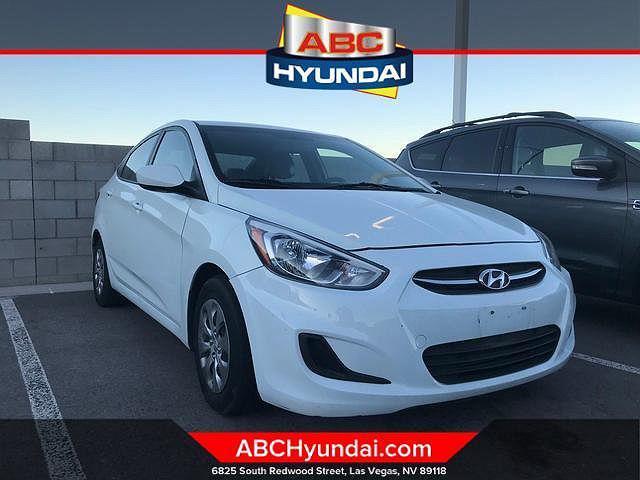 2017 Hyundai Accent SE for sale in Las Vegas, NV