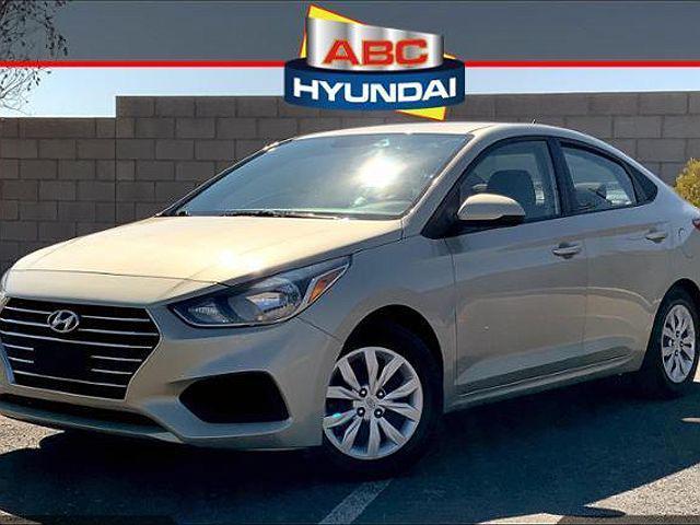 2019 Hyundai Accent SE for sale in Las Vegas, NV