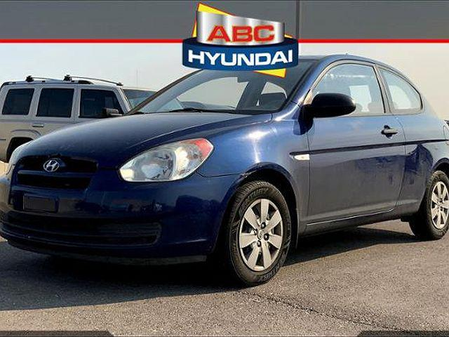 2008 Hyundai Accent GS for sale in Las Vegas, NV