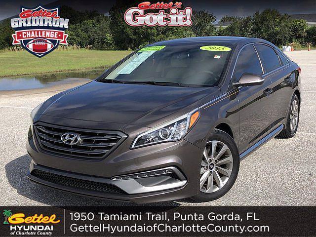 2015 Hyundai Sonata 2.4L Sport for sale in Punta Gorda, FL