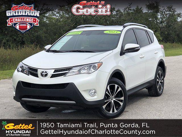 2015 Toyota RAV4 Limited for sale in Punta Gorda, FL