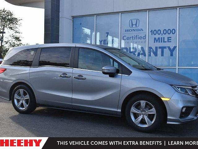 2019 Honda Odyssey EX-L for sale in Alexandria, VA