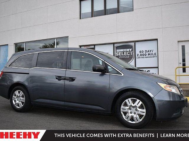 2013 Honda Odyssey LX for sale in Alexandria, VA
