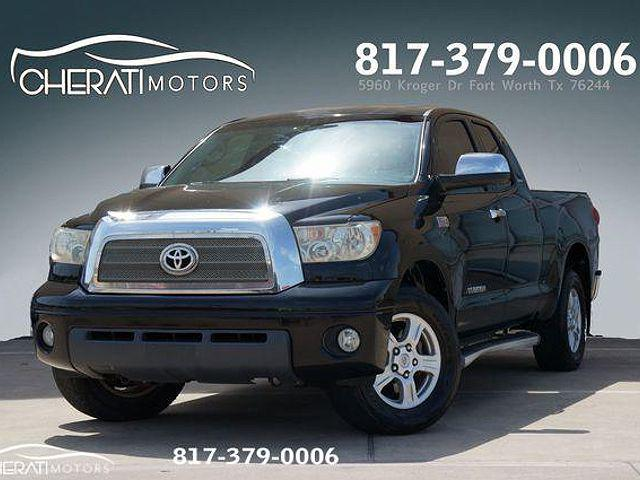 2007 Toyota Tundra LTD for sale in Fort Worth, TX