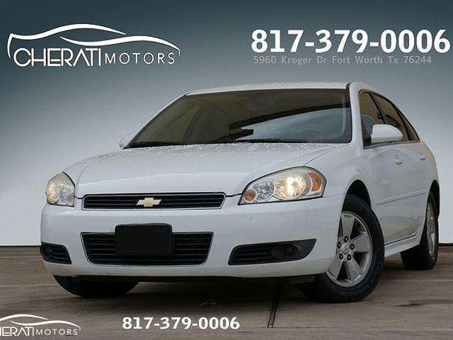 2010 Chevrolet Impala LT for sale in Fort Worth, TX