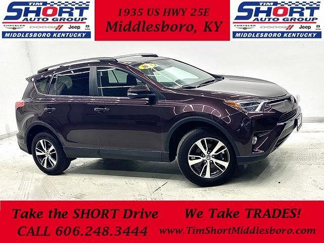 2018 Toyota RAV4 XLE for sale in Middlesboro, KY