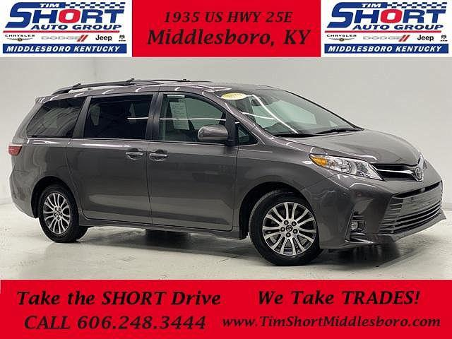 2018 Toyota Sienna XLE for sale in Middlesboro, KY