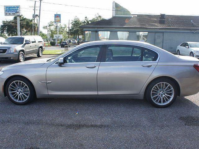 2014 BMW 7 Series 750Li for sale in Metairie, LA