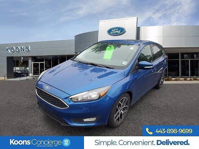 2018 Ford Focus SEL for sale in Windsor Mill, MD
