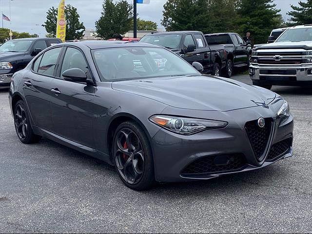 2018 Alfa Romeo Giulia Ti for sale in Windsor Mill, MD
