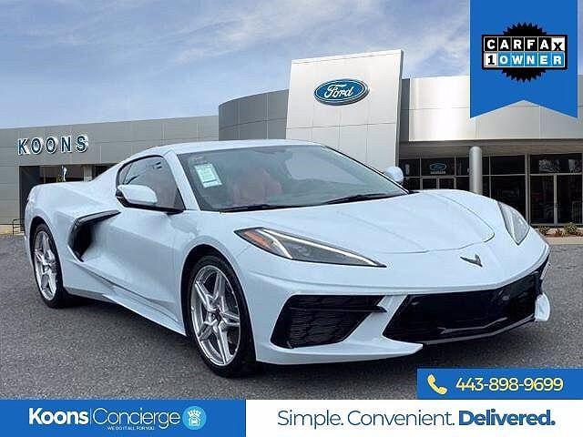 2020 Chevrolet Corvette 2LT for sale in Windsor Mill, MD