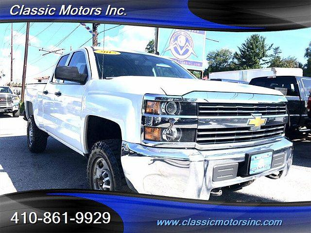 2015 Chevrolet Silverado 2500HD Work Truck for sale in Finksburg, MD