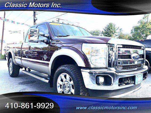 2011 Ford F-350 Lariat for sale in Finksburg, MD