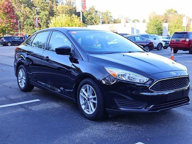 2018 Ford Focus SE for sale in Monroeville, PA