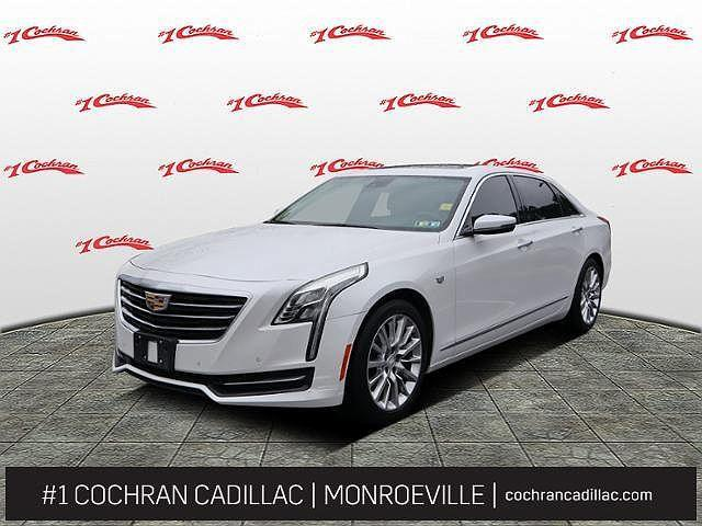 2018 Cadillac CT6 AWD for sale in Monroeville, PA